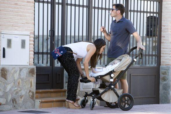 Y Sara una madre muy consagrada.Mira aquí los videos más chismosos.