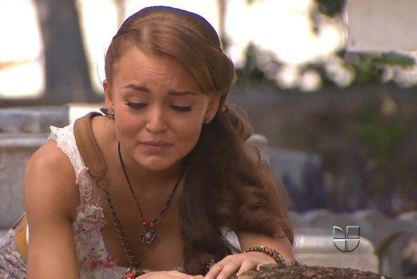 La verdad no la juzgamos porque a esta muchacha todo le pasaba.