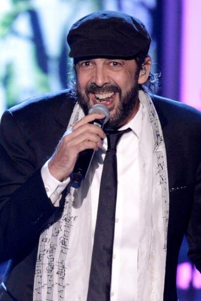 Juan Luis Guerra, el más nominado en Latin GRAMMY 2012 no podía faltar e...