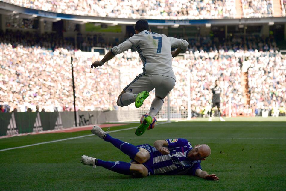 Cristiano Ronaldo revela que Alex Ferguson fue quien lo animó a lucir el...