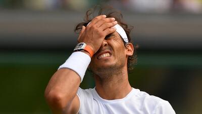 Nadal se despide de Wimbledon tras caer en segunda ronda con el alemán B...