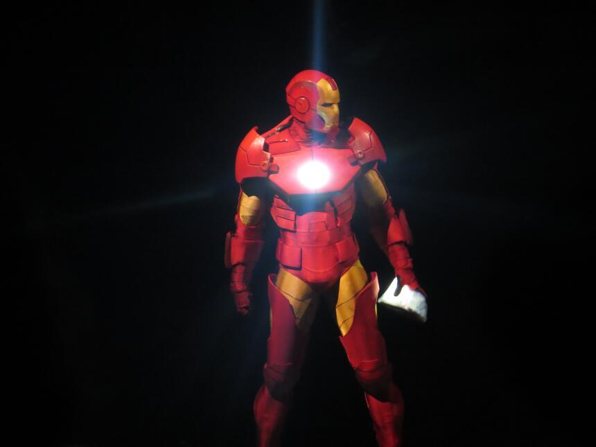 Marvel Universe Live está en Chicago. Thor, Capitan América, Spiderman y...
