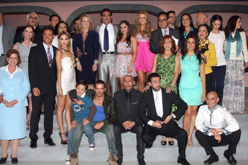 Después de 5 años, así luce el elenco de 'Amores Verdaderos'