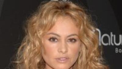 Thalía envió sus condolecías a Paulina Rubio por el fallecimiento de su...