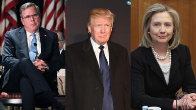 El voto hispano: encuesta exclusiva de Univision