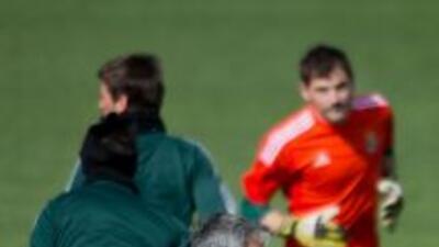 Mourinho dejó a Casillas fuera de la convocatoria en su último partido e...