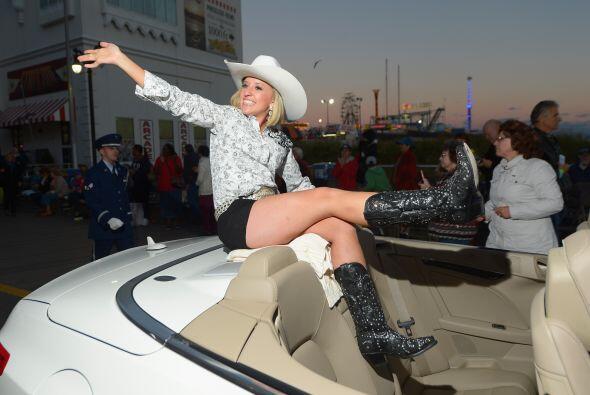 Miss Wyoming Rebecca Podio