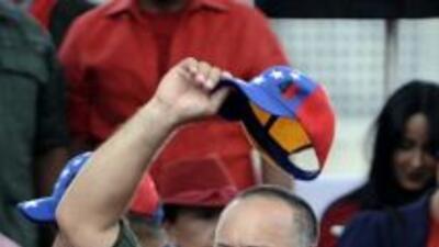 El presidente de la Asamblea Nacional venezolana, Diosdado Cabello.