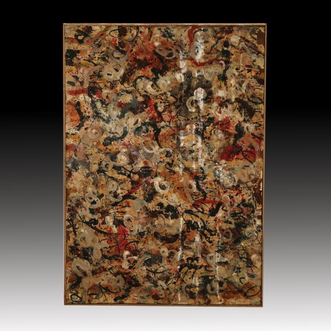 Una pintura avaluada en 10 millones de dólares fue encontrada por 'casua...