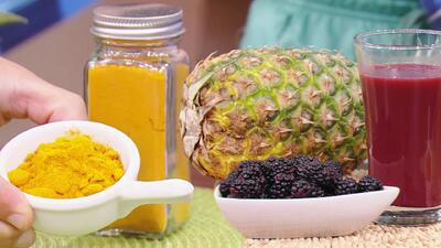 Analgésicos naturales: alimentos que ayudan a mitigar el dolor
