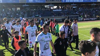 León venció a Pachuca 1-2 en duelo de 'hermanos'