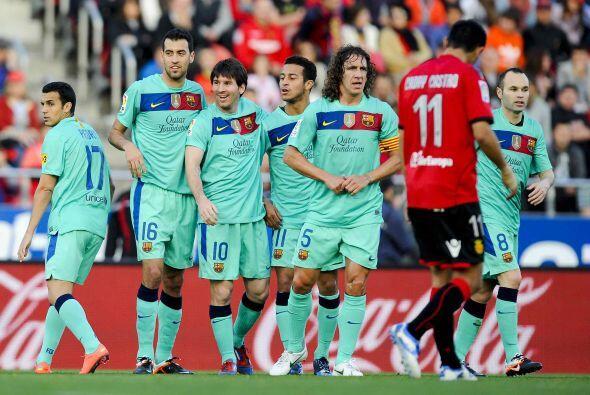 El equipo español, que ha vuelto a la pelea por la Liga doméstica y que...