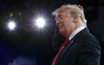 El presidente, en la Conferencia de Acción Política Conser...