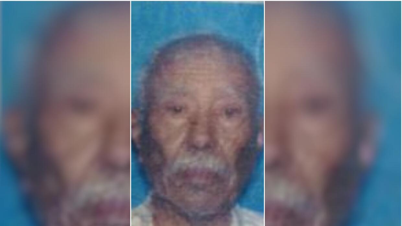 Peter Corral tiene 90 años y está desaparecido desde la noche del viernes.
