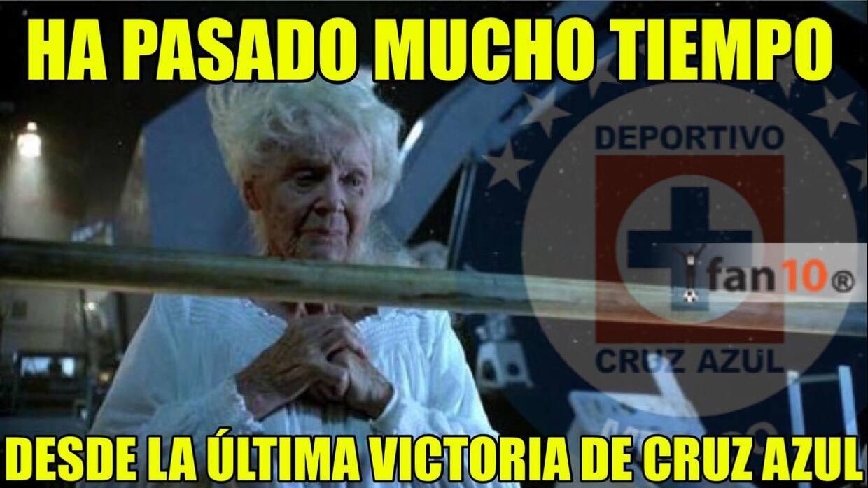 Cruz Azul y Toluca también formaron parte de las burlas de la fec...