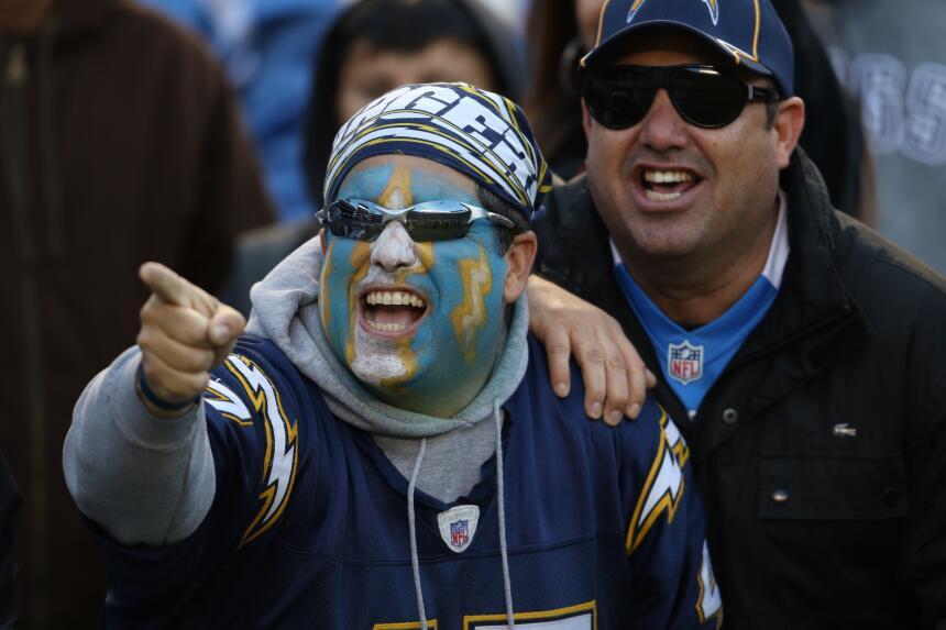 Te presentamos imágenes exclusivas del posible último partido de la NFL...