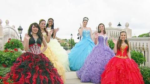 Moda para quinceañeras y los 'Sweet Sixteen'