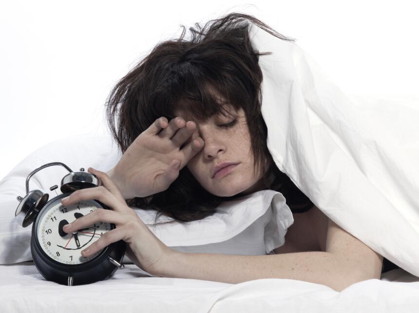 Si sufres de ansiedad es probable que tengas dificultades para dormir mu...