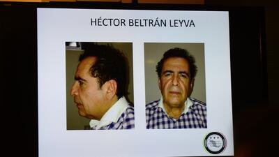 Héctor Beltrán Leyva está tras las rejas