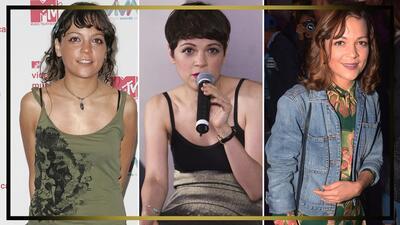 En fotos: la evolución de Natalia Lafourcade