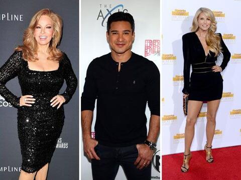 La belleza y juventud reinan en Hollywood, pero estas estrellas de 40, 5...