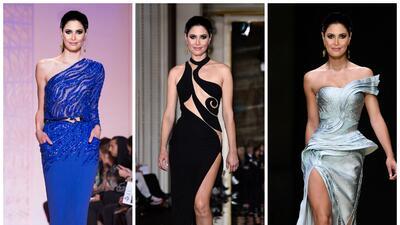 5 vestidos de pasarela con los que nos gustaría ver a Chiquinquirá Delgado esta noche en los Latin GRAMMY