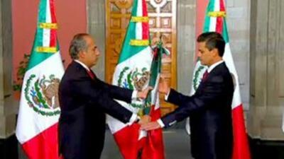 La presidencia de Peña Nieto inició a partir del primer minuto de este 1...