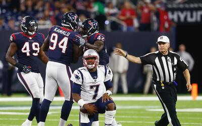 Los Houston Texans consiguieron un buen triunfo anímico ante unos...
