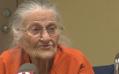 Juanita Fitzgerald, 94 años, dijo que sí había inte...