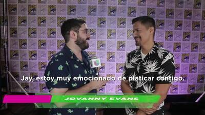 ENTREVISTA CON JAY HERNANDEZ, EL NUEVO MAGNUM P.I.