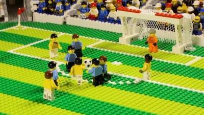 Así se ve el gol de James Rodríguez.