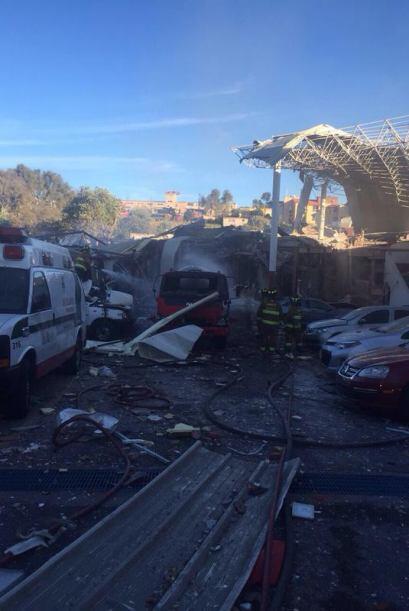 La tragedia tocó la mañana de este jueves la Ciudad de México, cuando un...