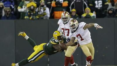 Highlights, Ronda de Comodines: San Francisco 49ers vs. Green Bay Packers