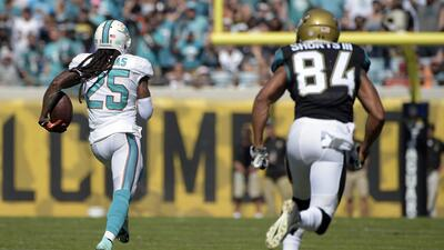 Highlights Semana 8: Miami Dolphins vs. Jacksonville Jaguars‎