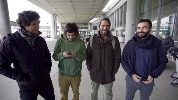 La banda de Trippy-Pop fusiona distintos ritmos y géneros musicales, sin...