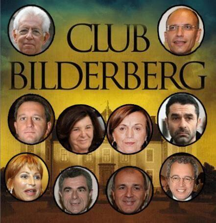 Clubes como el Bilderberg, que anualmente congrega a élites mundiales pa...