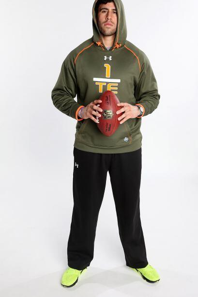 Jace Amaro, ala cerrada, New York Jets.