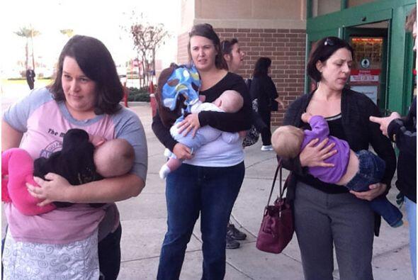 Un grupo de madres del área de Webster,TX ubicada a pocos minutos al sur...