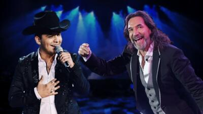 Ni Maluma, ni J Balvin: Christian Nodal quiere un dueto con Marco Antonio Solís