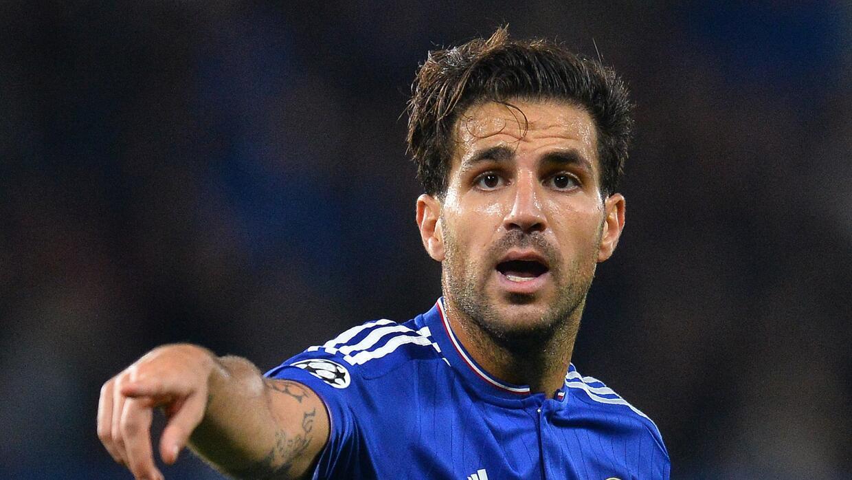 Cesc Fábregas espera que el Chelsea olvide la crisis en la Premier.