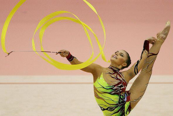 La guapa y flexible Alina Kabáyeva fue una gran gimnasta de rítmica. La...