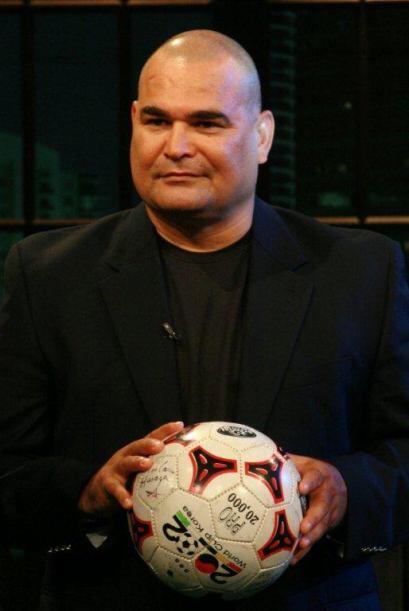 José Luis Chilavert nos contó sobre su carrera como portero