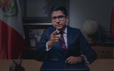 El exalcalde mexicano que plagió un discurso de la serie House of Cards