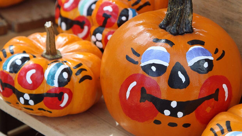 """ctubre es el mes ideal para """"embrujar"""" los sentidos de tus hijos."""