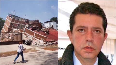 Emanuel Tort Murguía murió en el edificio colapsado de Coapa por el terr...