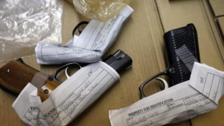 La polémica por la portación de armas en Estados Unidos se reavivó con l...