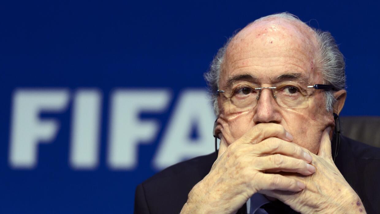 El dirigente de FIFA no estará presente en la final del Mundial Sub 20.