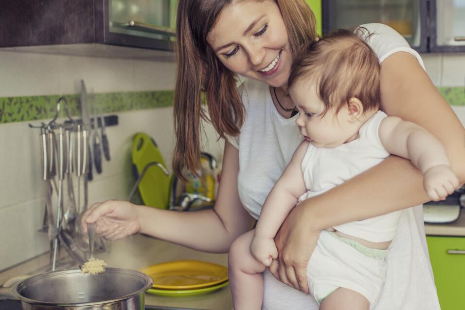 trabajos para mamás