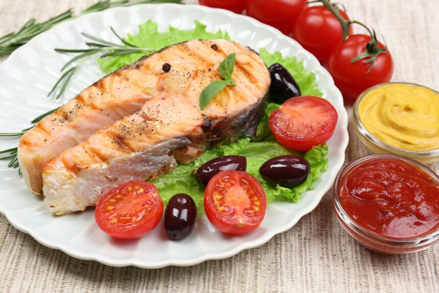 Cenas ricas y muy saludables univision for Opciones de cenas ligeras