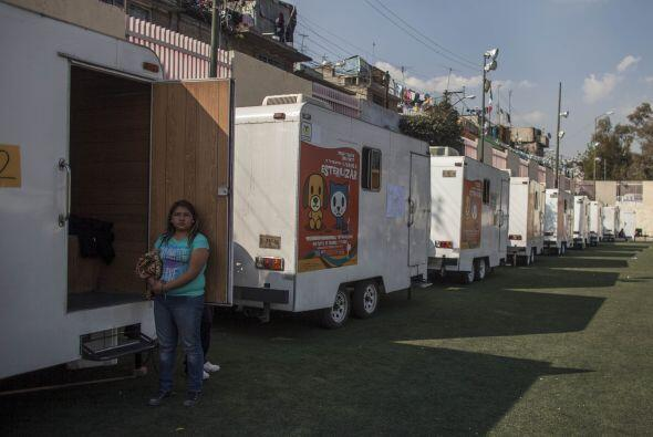 Algunos de quienes se manifestaron en Ciudad de México en defensa...